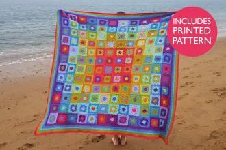 Attic24 - Aria Blanket (Stylecraft Yarn Pack)