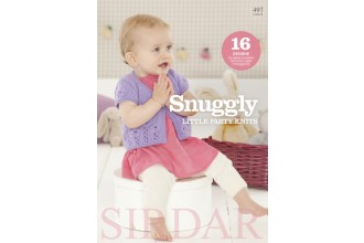 Sirdar 0497 Snuggly Little Party Knits in Snuggly DK (booklet)