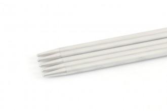 Addi Aluminium Double Point Knitting Needles - 20cm (4.00mm)