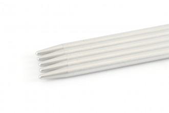 Addi Aluminium Double Point Knitting Needles - 23cm