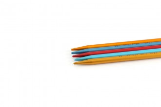 Addi Colibri Aluminium Double Point Knitting Needles - 23cm (7.00mm)