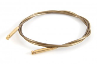 Interchangeable Cables for Addi Click BAMBOO tips - 80cm