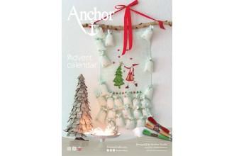 Anchor -  Advent Calendar Cross Stitch Chart (Downloadable PDF)