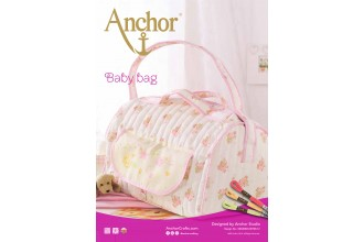 Anchor - Baby Bag Cross Stitch Chart (Downloadable PDF)