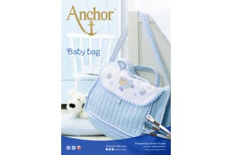 Anchor - Baby Bag with Sheep Cross Stitch Chart (Downloadable PDF)