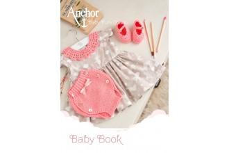 Anchor - Baby Pure Cotton - Baby Book (book)