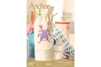 Anchor -  Bunny Bottle Warmer Cross Stitch Chart (Downloadable PDF)