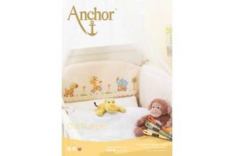 Anchor -  Cot Bumper Cross Stitch Chart (Downloadable PDF)