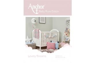 Anchor - Baby Pure Cotton - Lovely Dreams (book)