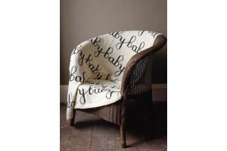 Rowan - Rowan At Home - Bambino Blanket by Martin Storey in Pure Wool Superwash Worsted (downloadable PDF)