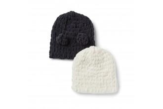Bernat - Adult Hat in Alize Blanket-EZ (downloadable PDF)