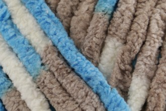 Bernat Baby Blanket - Little Royales (04133) - 300g