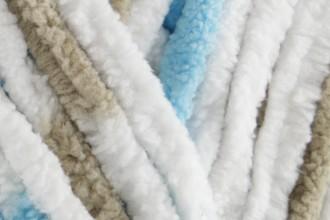 Bernat Baby Blanket - Little Teal Dove (04735) - 300g