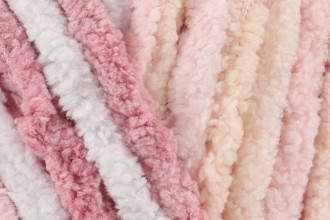 Bernat Baby Blanket - Raspberry Kisses (04791) - 300g