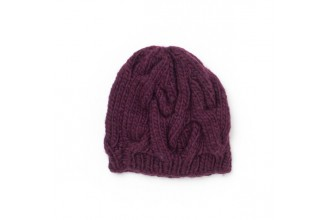 Bernat - Adult Cable Hat in Softee Chunky (downloadable PDF)
