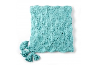 Bernat - 'Diamond in the Rough' in Bernat Blanket (downloadable PDF)