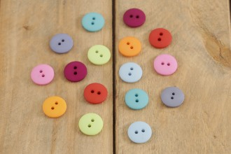 Attic24 - Button Pack - Brights (16 Buttons)