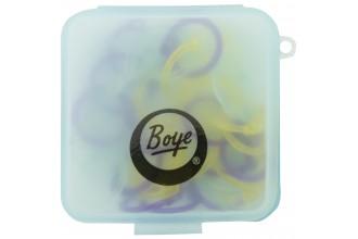 Boye Locking Stitch Markers - Pack of 35