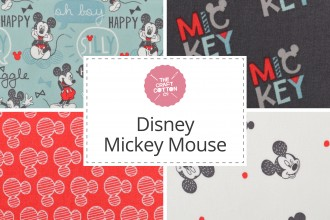 Craft Cotton Co - Disney Mickey Mouse Collection