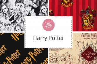 Craft Cotton Co - Harry Potter Collection