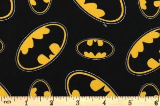 Craft Cotton Co - DC Comics - Batman Logo (23200022)