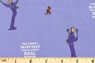 Craft Cotton Co - Roald Dahl The Witches - Real Witches (2678-01)