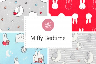 Craft Cotton Co - Miffy Bedtime Collection