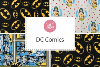Craft Cotton Co - DC Comics Collection