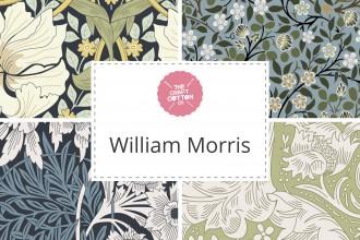 Craft Cotton Co - William Morris Collection