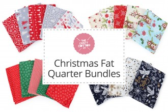 Craft Cotton Co Christmas Fat Quarter Bundles Wool Warehouse Buy Yarn Wool Needles Other Knitting Supplies Online