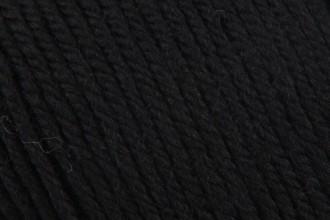 Cascade 220 Superwash - Black (815) - 100g