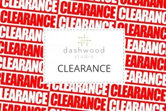 Dashwood - CLEARANCE
