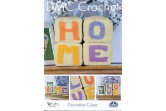 DMC 15095L/2 Crochet Decorative Cubes (Leaflet)