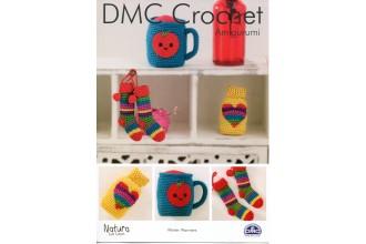 DMC 15316L/2 Crochet Winter Warmers (Leaflet)