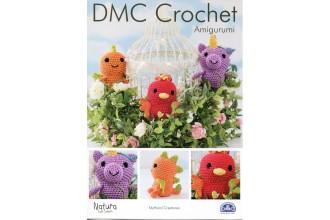 DMC 15318L/2 Crochet Mythical Creatures (Leaflet)
