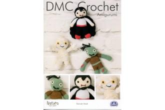 DMC 15319L/2 Crochet Monster Mash (Leaflet)