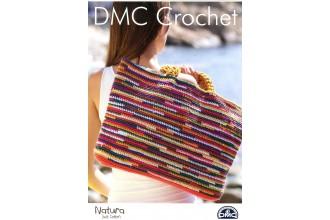 DMC 15370L/2 Crochet Striped Bag (Leaflet)