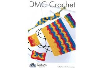 DMC 15436L/2 Boho Traveller Accessories (Leaflet)