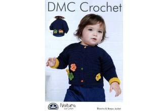 DMC 15438L/2 Blooms and Beeps Jacket (Leaflet)