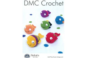 DMC 15441L/2 And They Swam Amigurumi (Leaflet)