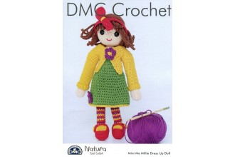 DMC 15442L/2 Mini Me Millie Dress Up Doll (Leaflet)
