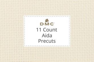 DMC Aida - 11 Count - Precuts