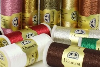 DMC Diamant Metallic Thread - 35m