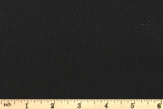 "DMC 14 Count Aida - Black (310) - 35x45cm / 14x18"""