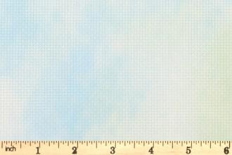 DMC 14 Count Aida - Morning Dew (747) - 35x45cm / 14x18inch