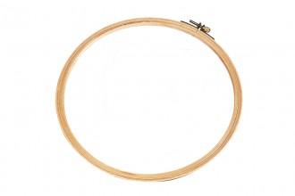 DMC Beech Wood Embroidery Hoop, 18.5cm / 7in