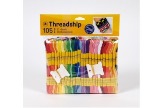 DMC Threadship - Six Strand Floss Pack (105 Skeins)