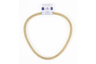 DMC Wooden Embroidery Hoop, Triangle, 26.5 x 26cm / 12in