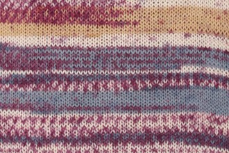 Drops Fabel - Lavender Print (904) - 50g