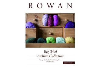 Rowan - Big Wool Archive Collection (book)